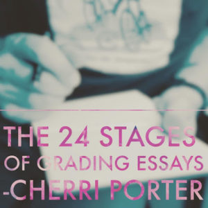 24 Stages of Grading