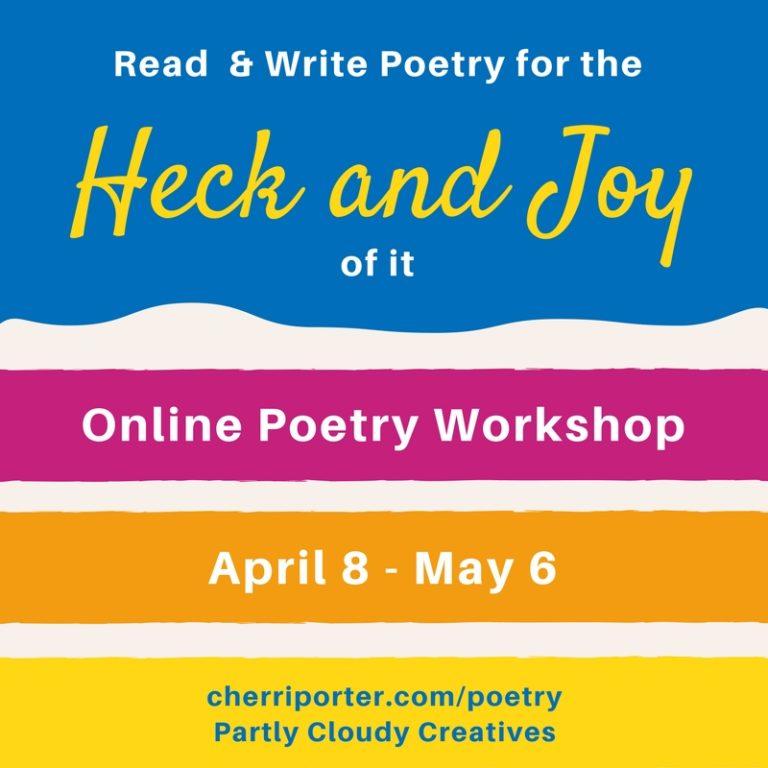 poetry workshop logo